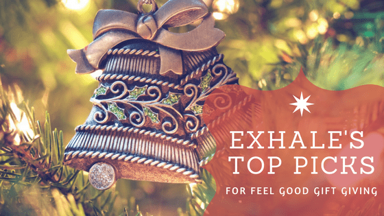 exhale christmas gift